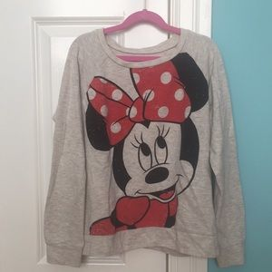 Disney Minnie Mouse long sleeve shirt